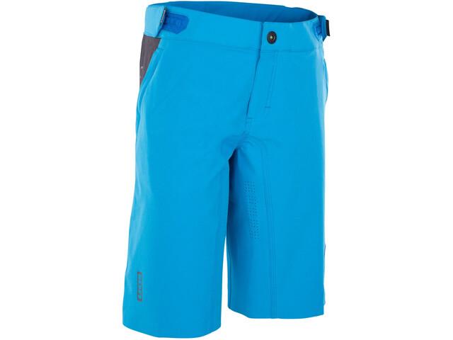 ION Traze AMP Bike Shorts Women inside blue